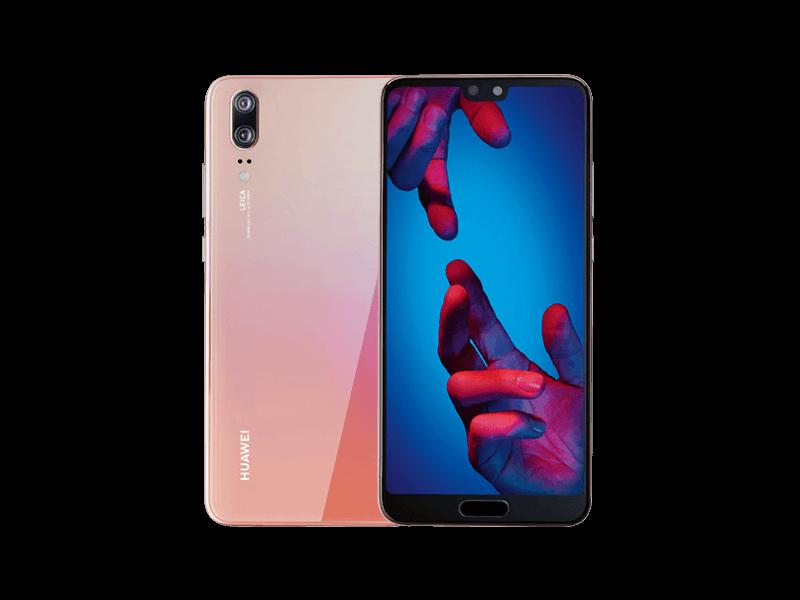 Huawei P20 Dual Sim 4GB RAM Pink Gold 128 GB