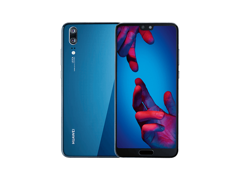 Huawei P20 Dual Sim 4GB RAM Blue 128 GB