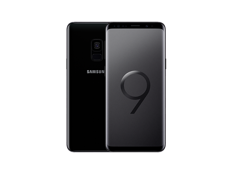 Samsung G960F Galaxy S9 Midnight Black