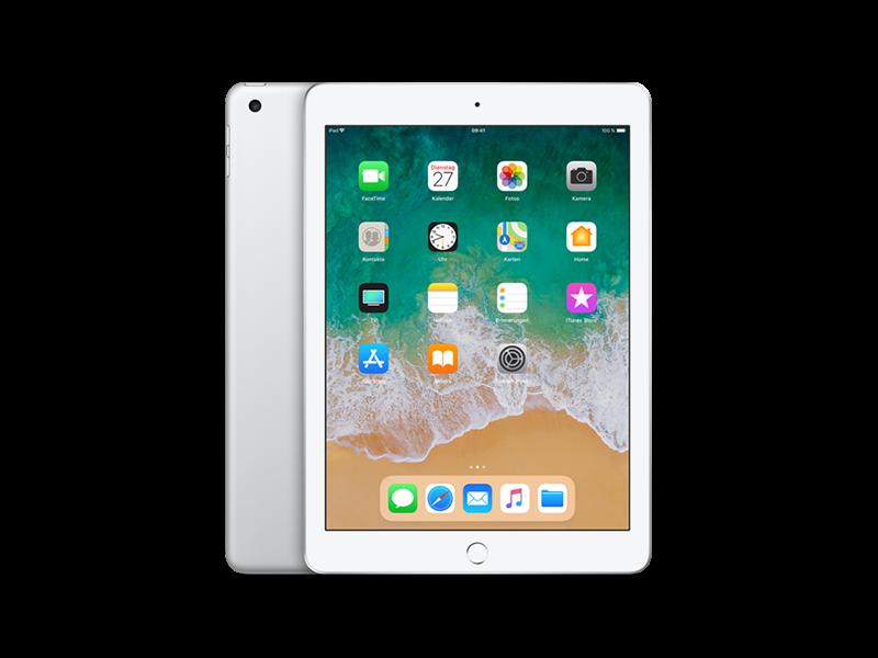 Apple iPad 9.7 Wi-Fi + 4G 2017 Silver 32 GB