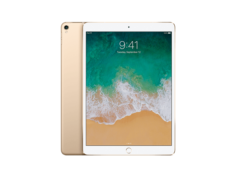 apple ipad pro 10 5 wifi lte gold 256 gb. Black Bedroom Furniture Sets. Home Design Ideas