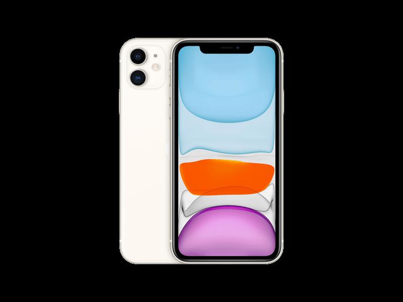 Apple iPhone 11 64 GB Weiß