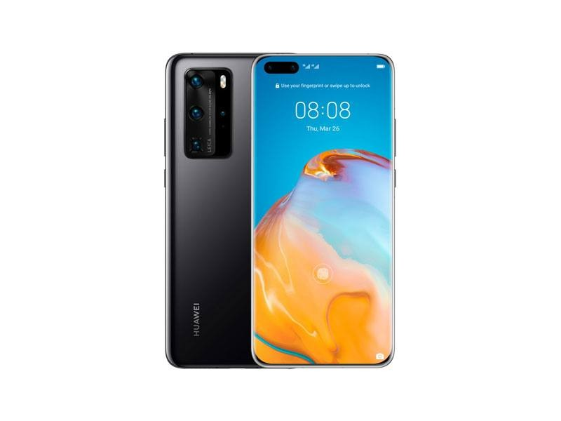 Huawei P40 Pro 5G Dual Sim Black 256 GB