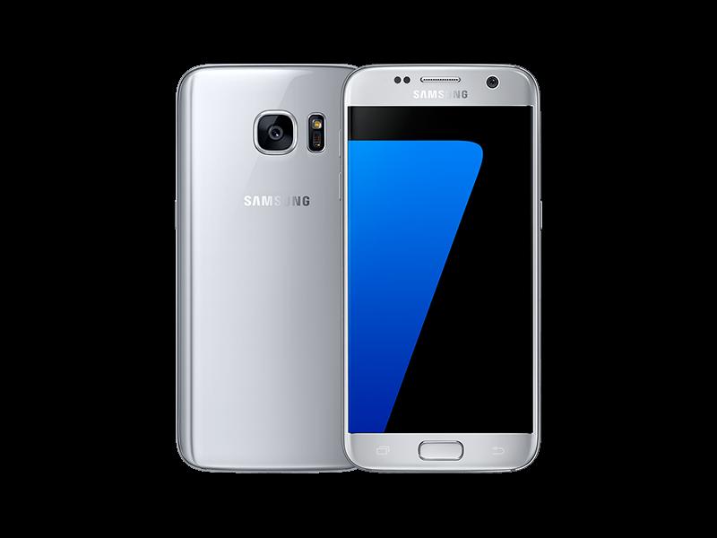Samsung G930 Galaxy S7 Silver Titanium