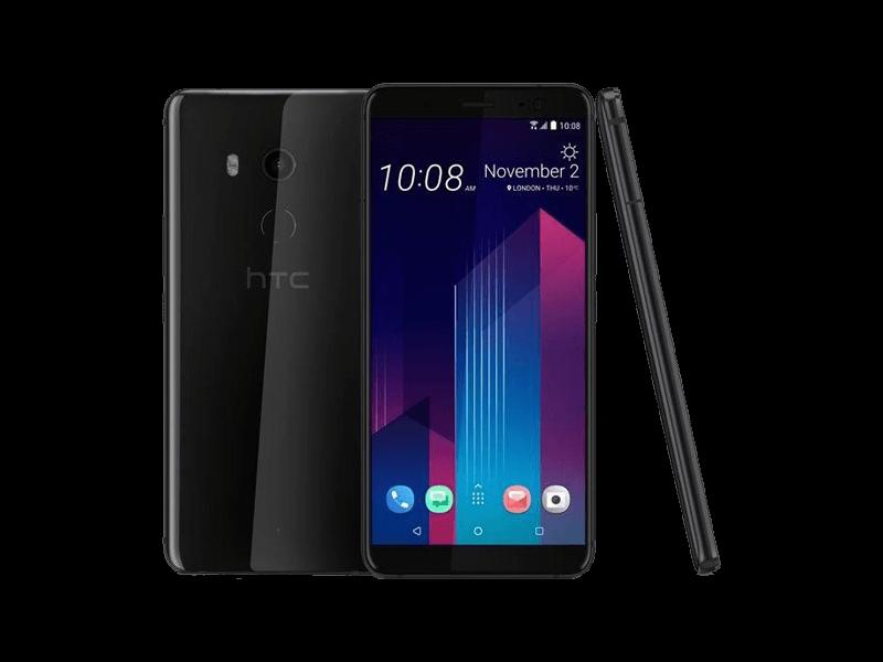 HTC U11 Plus Dual Sim Ceramic Black 128 GB