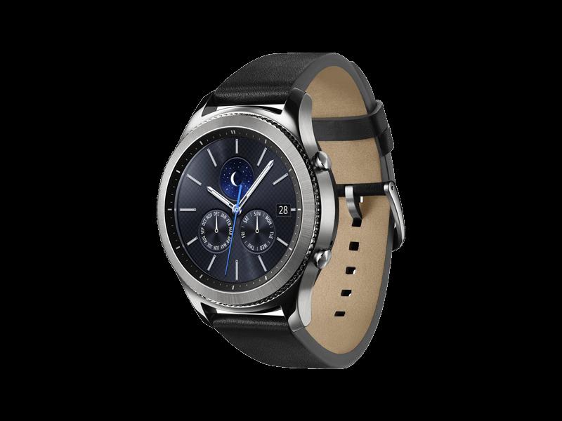 Samsung Watch Gear S3 Classic SM-R770 Silver