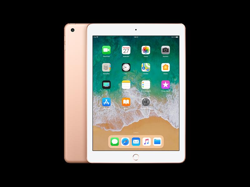 Apple iPad 9.7 Wi-Fi 2017 Gold 128 GB