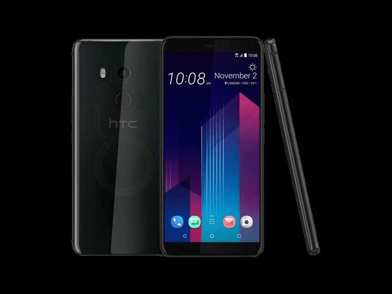 HTC U11 Plus Dual Sim Translucent Black 128 GB