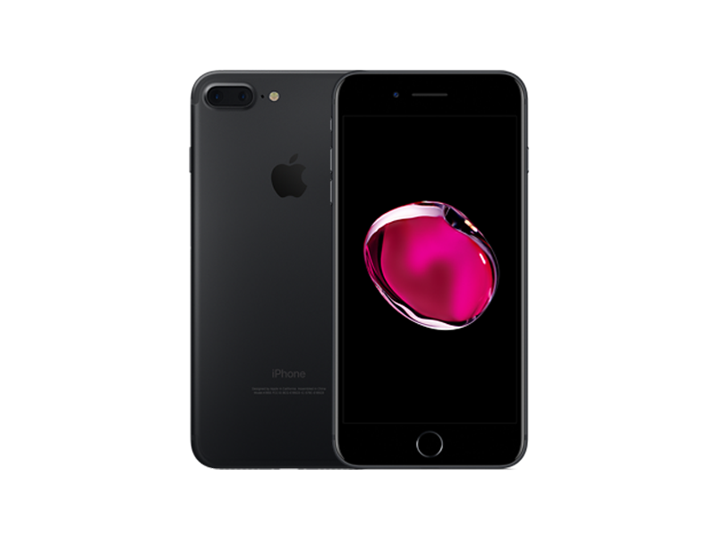 apple iphone 7 plus 128 gb schwarz. Black Bedroom Furniture Sets. Home Design Ideas