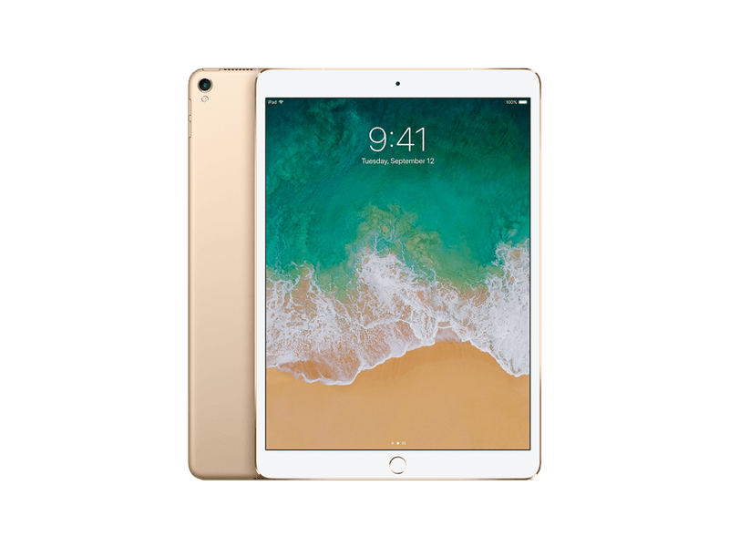 Apple iPad Pro 10.5 WiFi + LTE Gold 256 GB