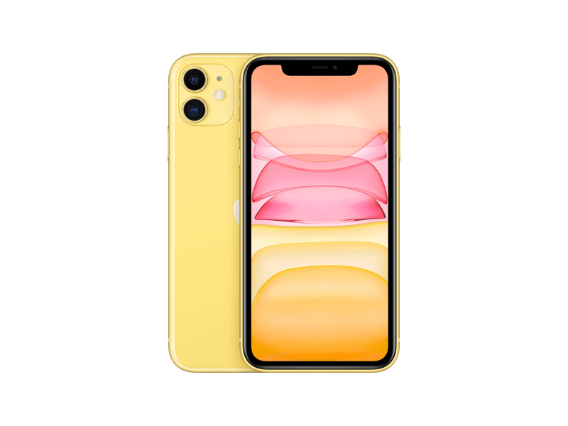 Apple iPhone 11 256 GB Gelb
