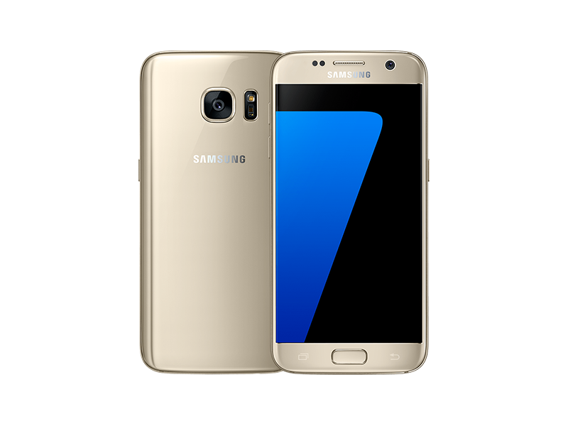 Samsung G930 Galaxy S7 Gold Platinum