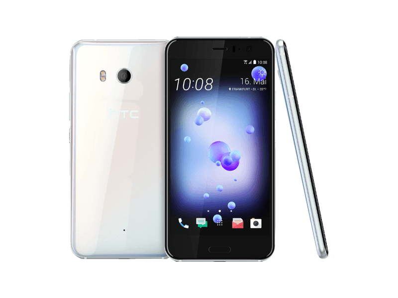 HTC U11 Dual Sim Ice White 64 GB