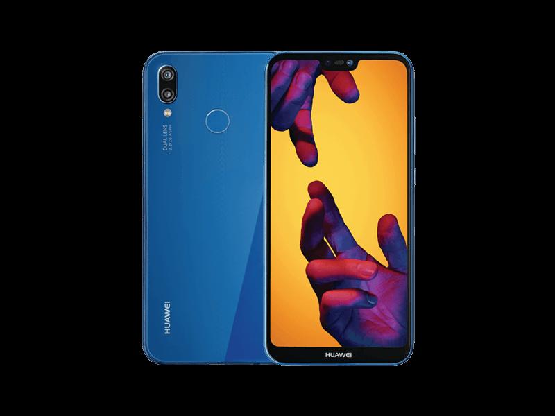 Huawei P20 Lite Dual Sim 4GB RAM Blue 64 GB