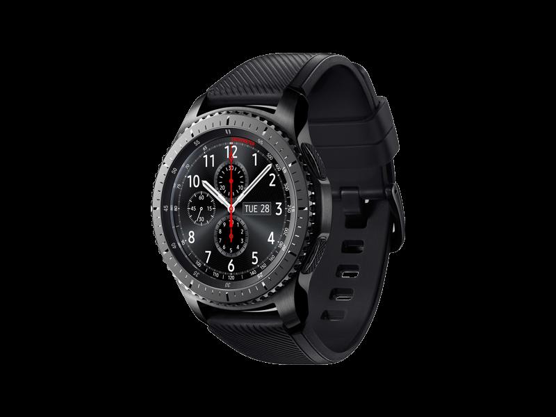 Samsung Watch Gear S3 Frontier SM-R760 Gray