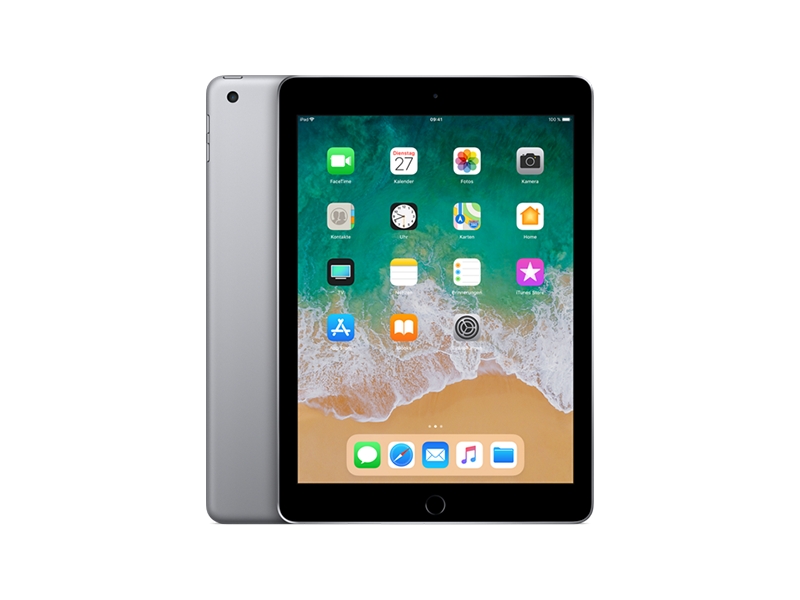 Apple iPad 9.7 Wi-Fi 2017 Space Gray 128 GB