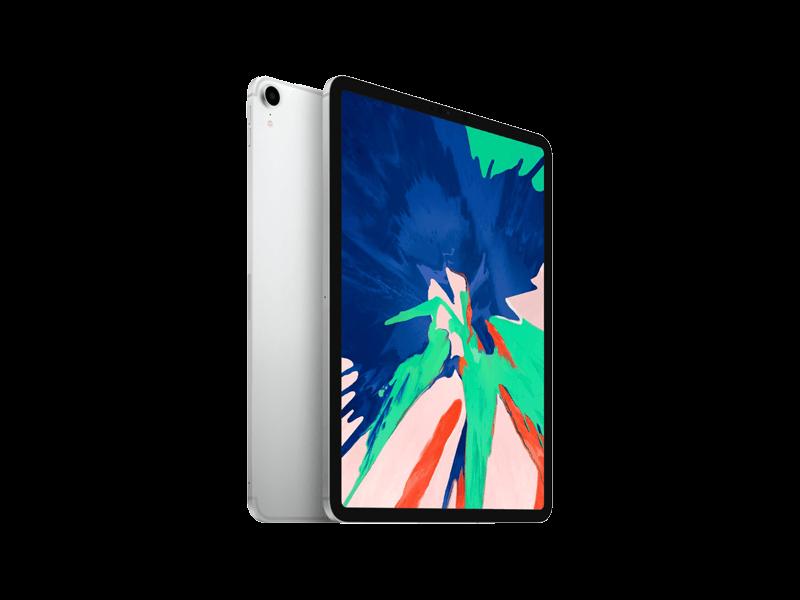 Apple iPad Pro 11 WiFi + Cellular Silver 256 GB