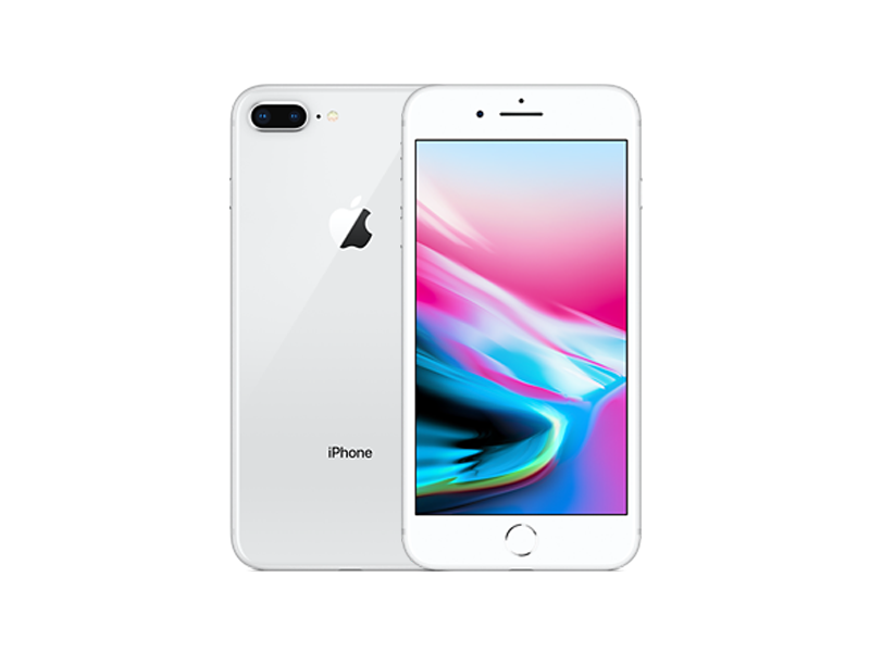 Apple iPhone 8 Plus 256 GB Silber