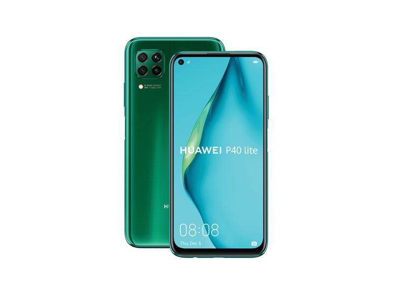 Huawei P40 Lite Dual Sim Crush Green 128 GB