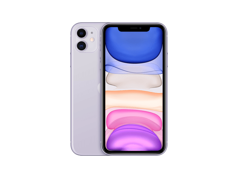 Apple iPhone 11 128 GB Violett