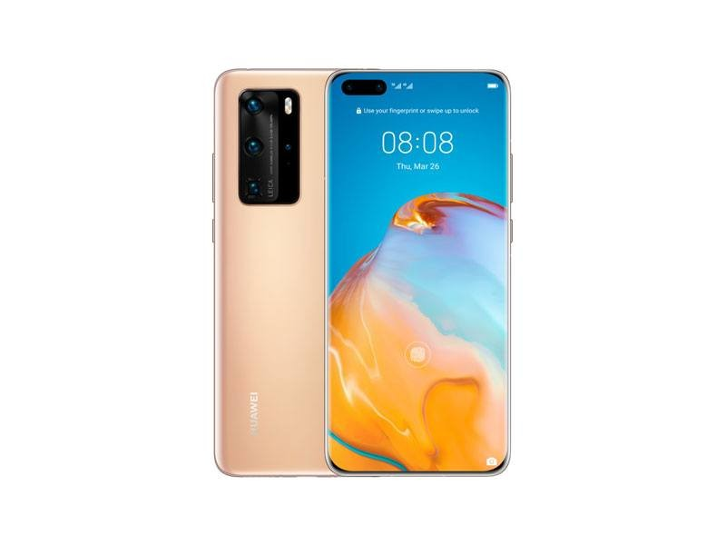 Huawei P40 Pro 5G Dual Sim Blush Gold 256 GB