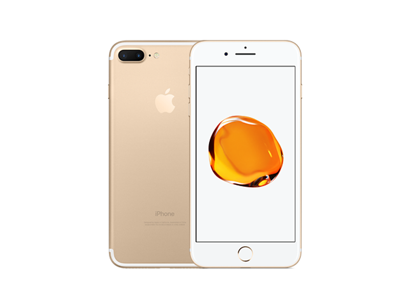 apple iphone 7 plus 128 gb gold. Black Bedroom Furniture Sets. Home Design Ideas