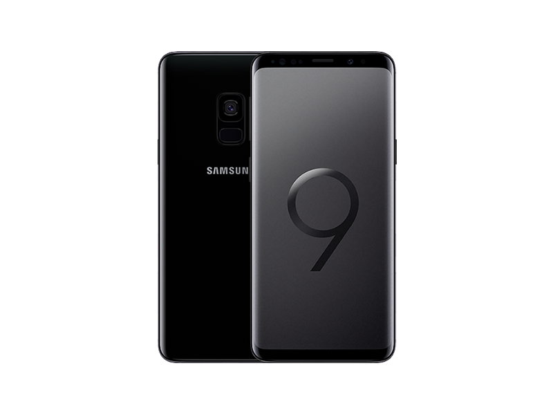 Samsung G960F Galaxy S9 Dual Sim Midnight Black 64 GB