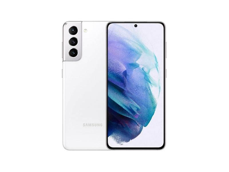 Samsung G991 Galaxy S21 5G Dual Sim 128 GB Phantom White