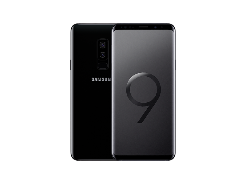 Samsung G965F Galaxy S9 Plus Dual Sim Midnight Black 64 GB