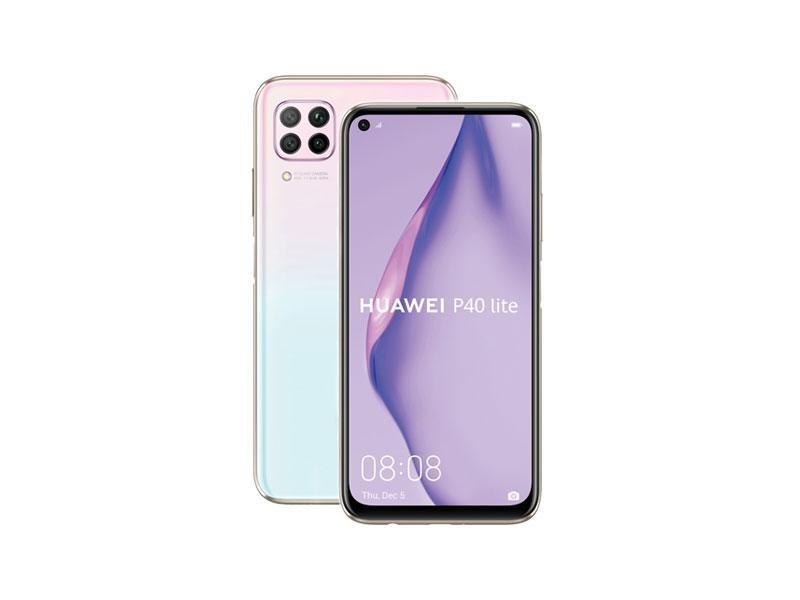 Huawei P40 Lite Dual Sim Sakura Pink 128 GB