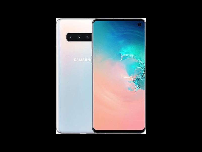 Samsung G973 Galaxy S10 Dual Sim 128 GB Prism White