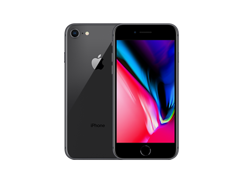 apple iphone 8 64 gb space grau. Black Bedroom Furniture Sets. Home Design Ideas
