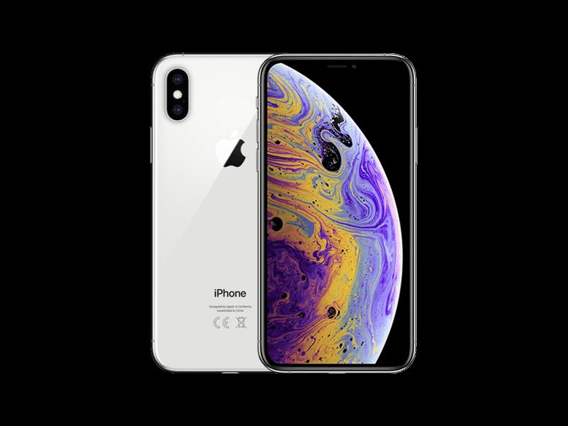 Apple iPhone XS 64 GB Silber
