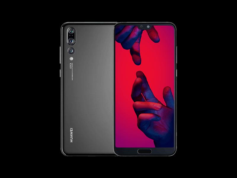 Huawei P20 Pro Dual Sim 6GB RAM Black 128 GB