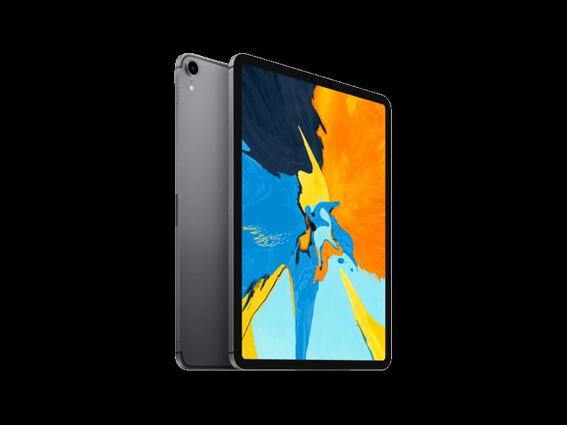 Apple iPad Pro 11 WiFi + Cellular Space Gray 256 GB