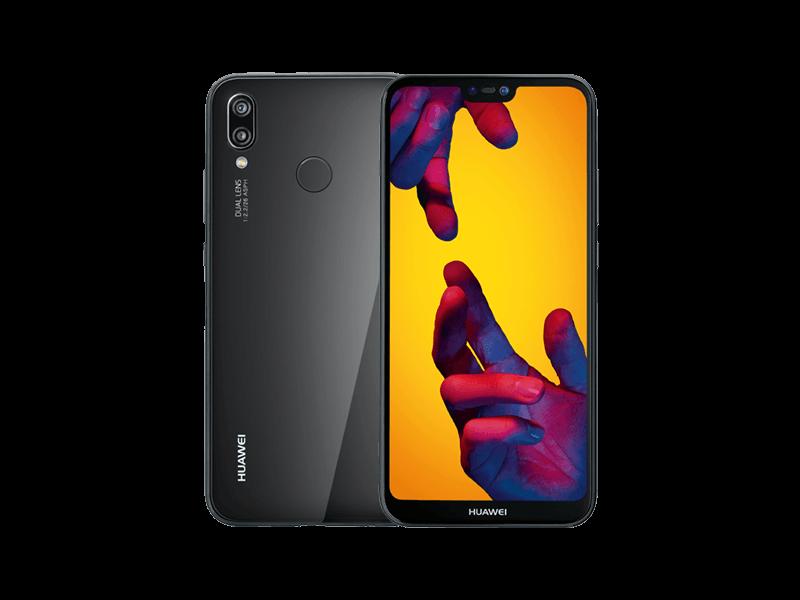 Huawei P20 Lite Dual Sim 4GB RAM Black 64 GB