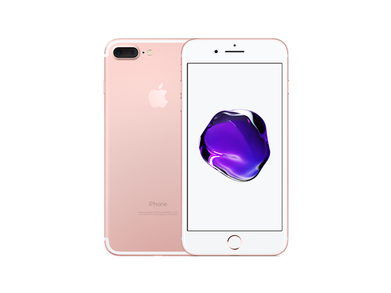 Apple iPhone 7 Plus 128 GB Roségold