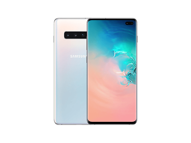 Samsung G973 Galaxy S10 Plus Dual Sim 128 GB Prism White