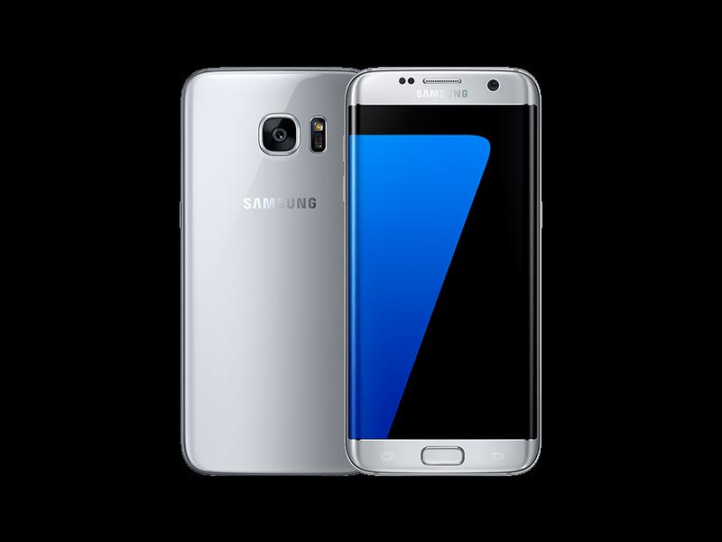 Samsung G930 Galaxy S7 edge Silver Titanium