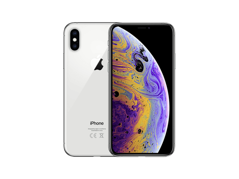 Apple iPhone XS 512 GB Silber