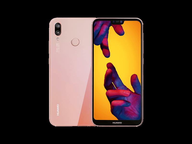 Huawei P20 Lite Dual Sim 4GB RAM Sakura Pink 64 GB
